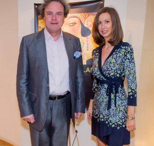 Lucy Woodruff & Michael Chance